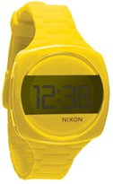 Nixon Women's Quartz Plastic and Polyurethane Watch, Color: (Model: A168-639)
