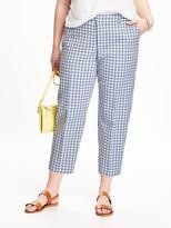 Old Navy Smooth & Slim Plus-Size Harper Pants