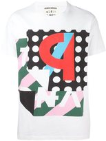 Henrik Vibskov 'PS' print T-shirt