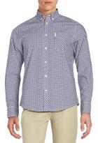 Ben Sherman Gingham Plaid Shirt