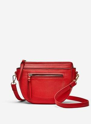 Dorothy Perkins Womens Red Cross Body Bag, Red