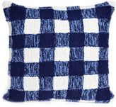 Liora Manné Frontporch Gingham Square Indoor/Outdoor Throw Pillow