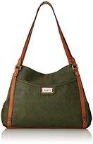 Rosetti Ethel Double Handle Two Tone Shoulder Bag