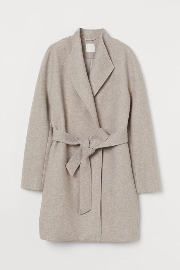 H&M Short Coat - Brown