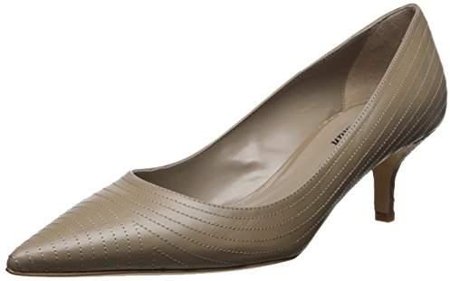 Delman Women's Bene Mid Heel Pump