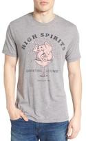 Lucky Brand Men's High Spirits Graphic T-Shirt