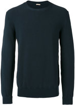 Massimo Alba crew neck top - men - Cotton - XL
