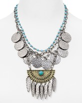 BaubleBar Galapagos Bib Necklace, 16""