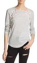 Generation Love Bowie Lace-Seam Pullover - 100% Exclusive