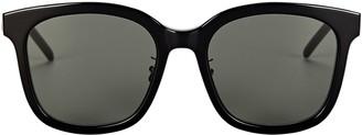 Saint Laurent Oversized Square Sunglasses