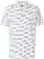 MICHAEL Michael Kors micro-print polo shirt