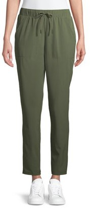 Athletic Works Women's Athleisure Commuter Pants