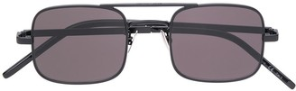 Saint Laurent Eyewear Square Sunglasses