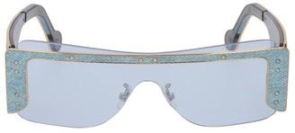 Fenty Guarded 150MM Mask Sunglasses