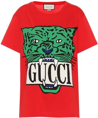 Gucci Oversized cotton T-shirt