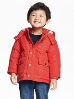 Old Navy Sherpa-Lined Frost-Free Jacket for Toddler Boys