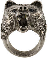 DSQUARED2 bear's head ring