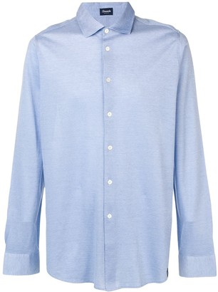 Drumohr Long-Sleeved Shirt