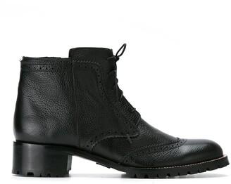 Sarah Chofakian Combat Boots