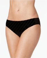 Kenneth Cole Sultry Solids Velvet Hipster Bikini Bottoms Women's Swimsuit
