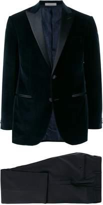 Corneliani peak lapel blazer