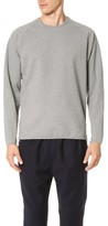 Camo Pedaso Raglan Side Zip Sweatshirt