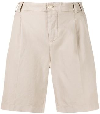 Aspesi Wide Leg Chino Shorts