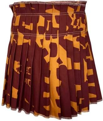 Isabel Marant Orange Cotton Skirt for Women