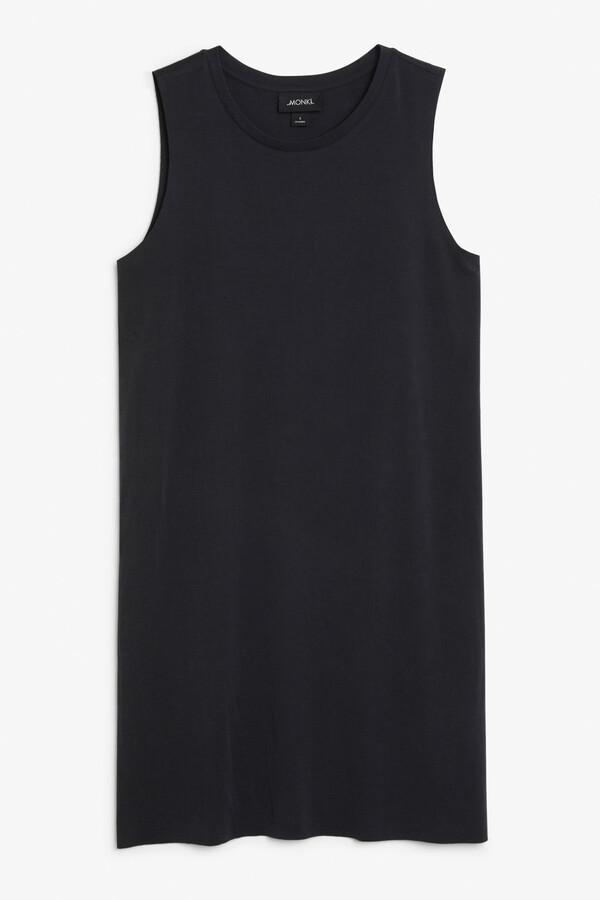 Thumbnail for your product : Monki Super-soft tank dress