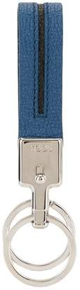 Tod's wallet keychain