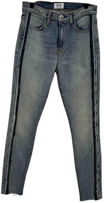Hudson Blue Cotton - elasthane Jeans for Women