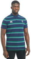 Canterbury of New Zealand IRFU Stripe Polo Shirt