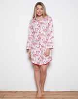 Cyberjammies Erin Floral Print Night Shirt