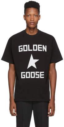 Golden Goose Black Star T-Shirt