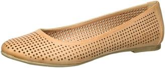 Report Women's Marni Ballet Flat tan 6 Medium US
