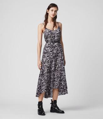 AllSaints Essie Ambient Dress