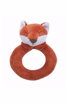 Angel Dear Fox Ring Rattle
