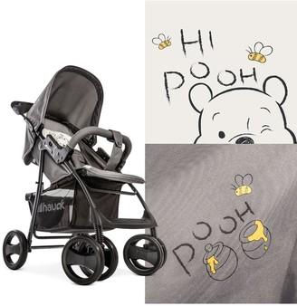 Winnie The Pooh Hauck Disney Shopper SLX Trioset Travel System- Pooh Cuddles