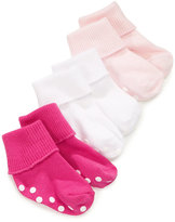First Impressions Baby Socks, Baby Boys or Baby Girls Cuffed Sock