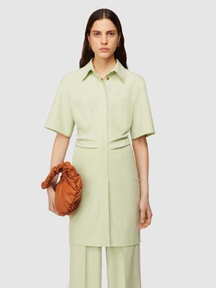 Nanushka Mika Mini Shirt Dress
