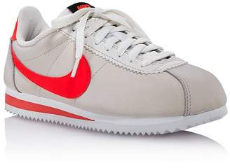 Nike Women's Classic Cortez Leather Lace Up Sneakers