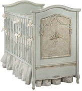 The Well Appointed House Cherubini Crib in Versailles Blue