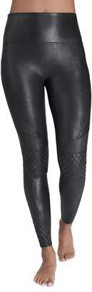 Spanx Plus Quilted Stretch Leggings