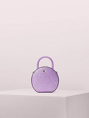 Kate Spade Andi Glitter Mini Canteen Bag