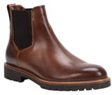 Ross & Snow Fabio Genuine Shearling Lined Chelsea Boot