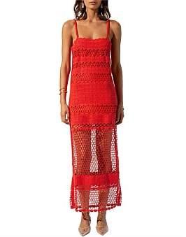 SUBOO Stella Crochet Maxi