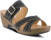 Spring Step Patrizia by Adjustable Slip-On Sandals - Shara