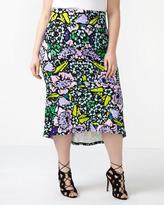 Penningtons MELISSA McCARTHY Printed Ponte Skirt