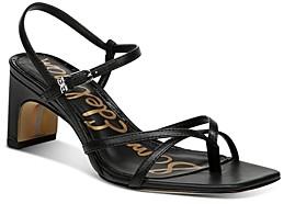 Sam Edelman Women's Himena Block-Heel Strappy Sandals - 100% Exclusive