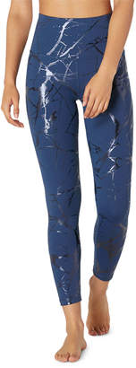 Beyond Yoga Lost Your Marbles High-Waist Midi Leggings